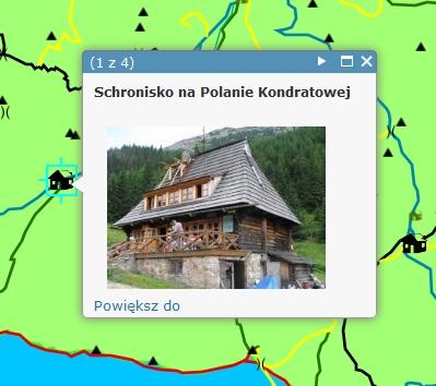 Rys. 5. Zdjęcie schroniska na Polanie Kondratowej.