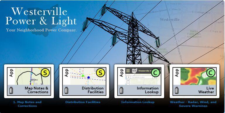 Portal przedsiębiorstwa energetycznego