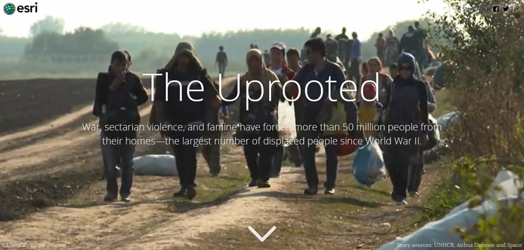 http://storymaps.esri.com/stories/2016/the-uprooted/
