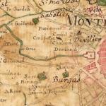 Mapy dawniej i dziś