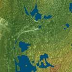 GIS a wiatrołomy – case study Międzylesie