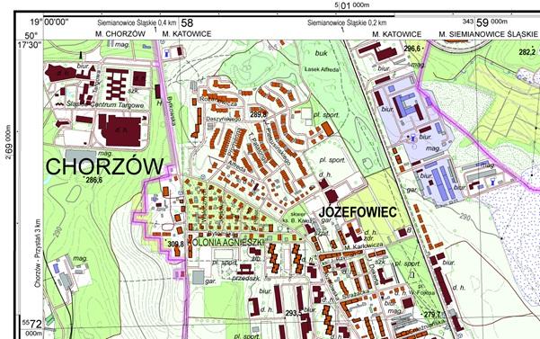 Budowa Serii Map Topograficznych W Arcgis Przy Pomocy Rozszerzenia