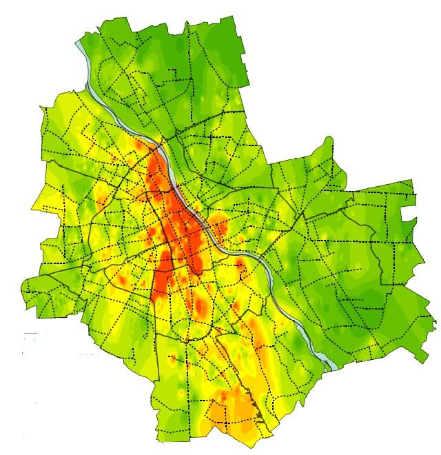 Warszawa mapa ciepła (1)