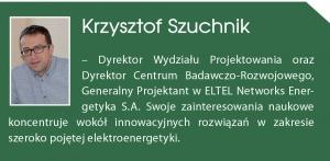 Krzysztof Szuchnik Eltel