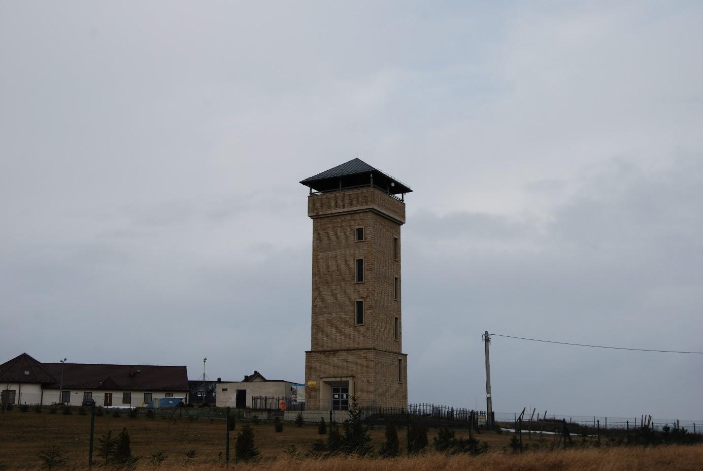 Rys. 1. Wieża widokowa Suszynka (źródło własne)