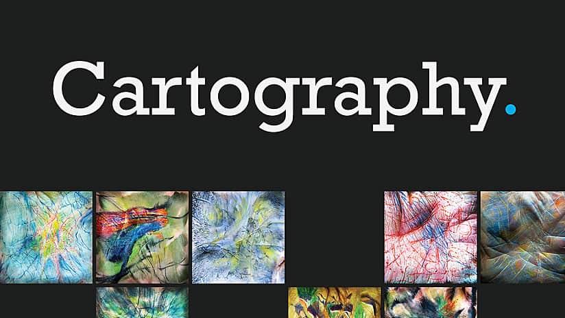 Rys. 1. Kartografia. Autorem książki jest Kenneth Field, pracownik Esri i wielokrotnie nagradzany kartograf.
