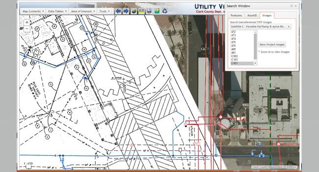Rys. 6. Korzystając z aplikacji MUV pracownicy portu lotniczego widzą, co znajduje się pod ziemią zanim rozpoczną prace ziemne. Dzięki temu w czasie prowadzenia tych prac unika się nieprzewidzianych przeszkód.