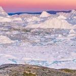 Nowe mapy wód arktycznych wokół Grenlandii