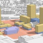 Przestrzenno-czasowy projekt urbanistyczny w Genewie