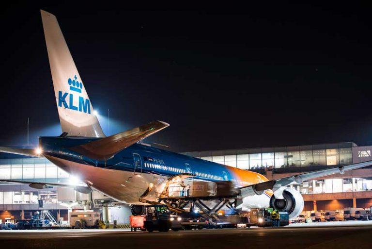 Fot. 1. Schiphol jest 11. najbardziej ruchliwym lotniskiem na świecie.