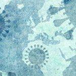 Mapy epidemii wczoraj i dziś