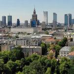 Jak zmieniały się granice Warszawy?