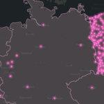 Cyfrowe mapy 29. finału WOŚP w usłudze ArcGIS Online